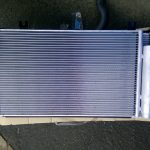 Радиатор кондиционера и охлаждения 21903 Гранта,Калина-2,Датсун с 2015 года.