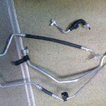 21700-8120160-00,21700-8120170-00 трубопроводы низкого и высокого давл Приора (панасоник). 21700-8120270 -00 трубопровод компрессора Приора (Панасоник).